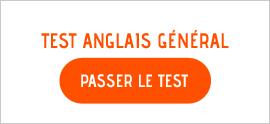 Test anglais gratuit