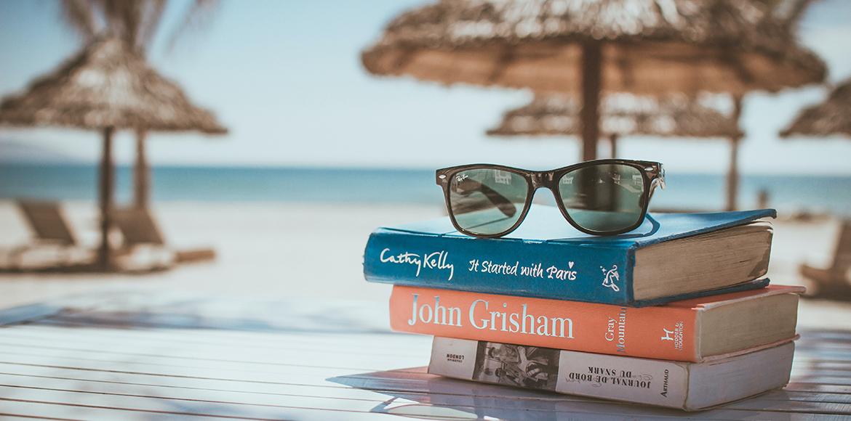 5 romans en français pour vous évader cet été