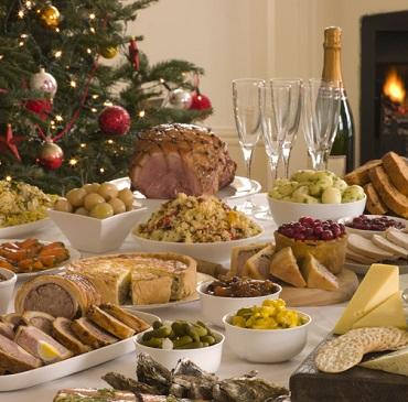 Plats de Noël traditionnels français